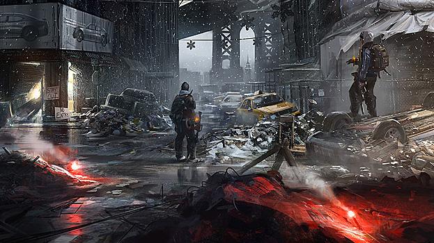 The division cinematic trailer tom clancy - Div games studio ...